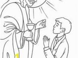Holy Communion Coloring Pages for Kids 118 Best Catholic Coloring Pages for Kids Images On Pinterest In