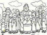 Holy Communion Coloring Pages for Kids First Munion Coloring Pages Fresh Cartoon Od Jesus Disciples