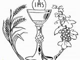 Holy Communion Coloring Pages for Kids Sensational Chalice Coloring Page Holy Munion Pages for Kids 8461