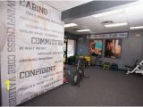 Home Gym Wall Murals Design Your Own Wall Mural for the Home Gym