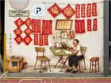 Home Wall Mural Painting Singapore 5 Insta Worthy Wall Paintings In Keong Saik that Show the