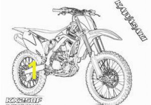 Honda Dirt Bike Coloring Pages 190 Best Dirt Bike Images On Pinterest