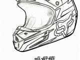 Honda Dirt Bike Coloring Pages Bike Helmet Coloring Page Eco Coloring Page