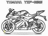 Honda Dirt Bike Coloring Pages Coloring Yamaha Yzf R Motorcycle Coloring Page Pri and Swashbuckler