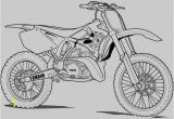 Honda Dirt Bike Coloring Pages Printable Motorcycle Coloring Pages Dirt