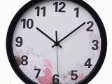Horloge Murale Wall Clock Acheter Horloge Murale De Jardin Créative Tableau Mural Simple Chambre € Coucher Horloge Murale De Salon Moderne De $100 82 Du Gcz1688