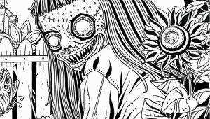 Horror Movie Coloring Pages for Adults Horror Movie Coloring Pages at Getdrawings