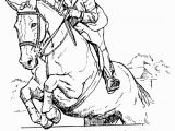 Horse Dressage Coloring Pages Horse Coloring Pages Sheets Pictures 038