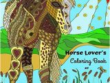 Horse Racing Coloring Pages Horse Lover S Coloring Book 1 Volume 1 Mary Beth Brace