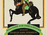 Horse Racing Wall Murals Amazon Charles Eneu Johnson Maquette Horseman Vintage