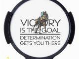 Horse Racing Wall Murals top Horse Racing Victory Slogan Led Window Decal