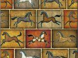 Horse Tile Murals Pin by Cindy Redd On Backsplash Pinterest