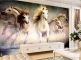 Horse Wall Murals Uk 3d Wallpaper Mural Custom Luxury Gold Wallpaper for Living Room