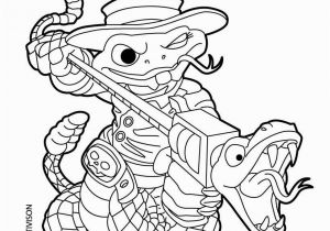 Hot Dog Skylander Coloring Page Stink Coloring Pages Hellokids Best Skylander Swap force