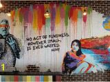 Houston Wall Murals Inspiration Wall Picture Of Peli Peli Kitchen Houston Tripadvisor