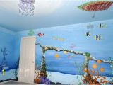 How Do You Spell Wall Mural Underwater Baby Nursery Mural