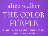 How Many Pages is the Color Purple by Alice Walker Alice Walker S the Color Purple Analysis