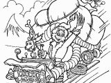 How the Grinch Stole Christmas Coloring Book Pages How the Grinch Stole Christmas Coloring Pages Free