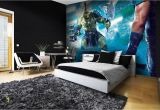 How to Apply Wall Murals Marvel Wall Murals for Wall