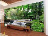 How to Do A Wall Mural 3d Wallpaper Custom 3d Wall Murals Wallpaper Dream Mori Waters Landscape Painting Living Room Tv Background Wall Papel De Parede Wallpaper High