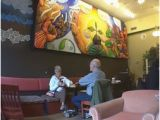 How to Do A Wall Mural Wall Mural Picture Of Just Us Coffee Roasters Co Op