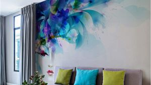 How to Frame A Wall Mural Mural Beautiful Art Wall