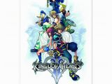 How to Hang A Wall Mural Poster Us $5 5 Off Kingdom Hearts Wall Scroll Mural Poster Wall Hanging Poster Otaku Home Decor Collect Gift In Painting & Calligraphy From Home & Garden