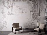 How to Install A Vinyl Wall Mural Washable Writing Vinyl Wallpaper Little Book Words