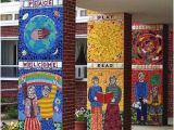 How to Make A Mosaic Wall Mural Mosaic Mosaics
