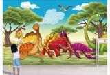 How to Make A Mural Wall Custom 3d Murals Wall Paper Home Decor Jurassic Dinosaur Park forest Grass Wing Dragon Children S Room Background Wall Papel De Parede Kids
