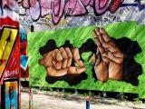 How to Make A Mural Wall File Caio Bless Street Art Lisbon Hands Fire