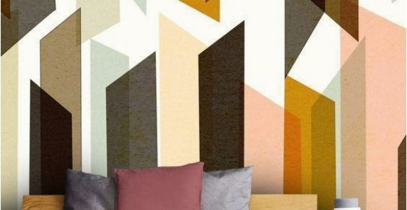How to Make A Mural Wall Sequence Make A Small Room Look Bigger In 2019