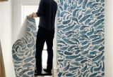 How to Make A Wall Mural How to Install A Removable Wallpaper Mural