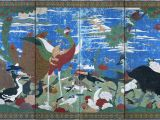 How to Make An Outdoor Mosaic Mural How An American Collector Brought Jakuchu to tohoku