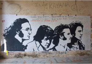 How to Make Murals On Walls Graffiti Beatlesh ashram Rishikesh Picture Of Rishikesh