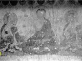 How to Mural Painting Wall Portraits Of the Three Lamas byang Chub Od Zhi Ba Od