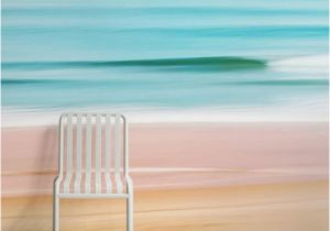 How to Paint A Beach Wall Mural Abstract Beach Wallpaper