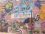How to Paint A Brick Wall Mural Le Trabendo Paris Aktuelle 2020 Lohnt Es Sich Mit Fotos