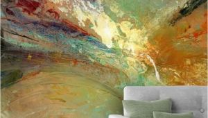 How to Paint A Large Wall Mural Stunning Infinite Sweeping Wall Mural by Anne Farrall Doyle
