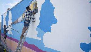 How to Paint A Mural On A Brick Wall Quick Tips On How to Paint A Wall Mural