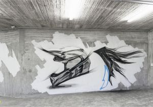 How to Paint A Mural On A Concrete Wall Artist Ino Location athens Greece Material Aerosol