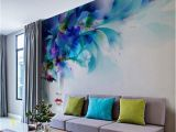 How to Paint A Wall Mural at Home Mural Beautiful Art Wall