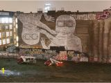 How to Paint A Wall Mural Outside Blu Murals are Gone Biggest Streetart Icon Of Berlin Got