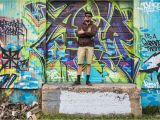 How to Paint A Wall Mural Outside Colorado Springs Graffiti Artist Fights Urban Decay with