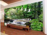 How to Paint A Wall Mural Step by Step 3d Wallpaper Custom 3d Wall Murals Wallpaper Dream Mori Waters Landscape Painting Living Room Tv Background Wall Papel De Parede Wallpaper High