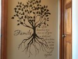 How to Paint A Wall Mural Tree Family Tree Wall Decal
