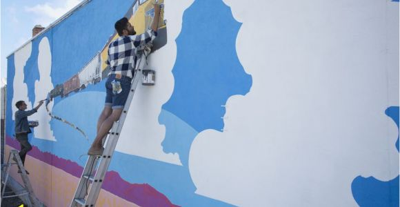 How to Paint A Wall Mural with Acrylics Quick Tips On How to Paint A Wall Mural