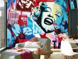 How to Paint An Abstract Wall Mural Abstract Wall Murals Painted Wall Digital La S and