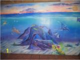 How to Paint An Ocean Mural On A Wall Mural In Breakfast area Picture Of Luquillo Sunrise Beach