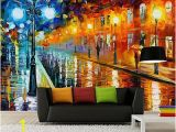 How to Print A Wall Mural Colourful Painting Wall Paper Wall Print Decal Wall Deco